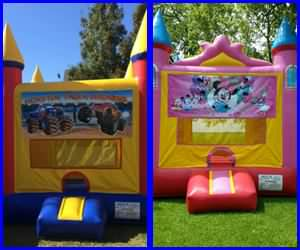 Bounce House Party Rentals in New Orleans